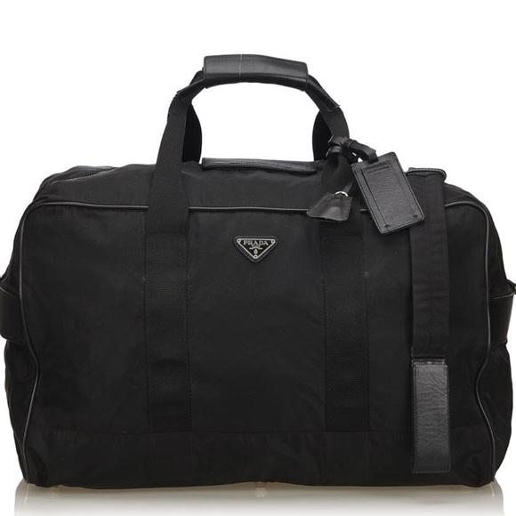 f1f8e6c79b6a Prada Duffle Bag